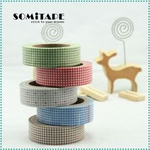 Recyclable Pretty Washi Tape To Write On For Home And Office Decoration