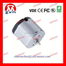 3.6V mini dc brush motor