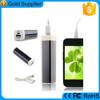 mini 2200mah extrenal battery pack compact lipstick size usb universal portable sex move power bank