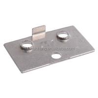 Home Appliances OEM TS16949/ ISO9001 1.0mm Stainless Steel heavy duty metal bracket
