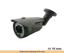 shenzhen manufacturer bullet 2MP ahd camera with 42 PCS 5 IR Leds