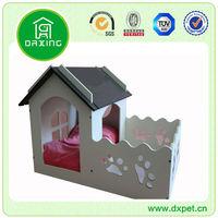 Original Design Hot Selling Pet Courtyard House Dog Wooden Prefab Homes DXMP031