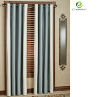 Luxury Apartment Room Curtain with blackout lining