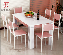 2015 High quality dinning table table and chair/cheap dining table for sale/dining table manufacturer