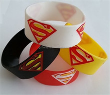 Hot Sale 1 Inch Silicone Wristbands Custom Oem Design Silicone Bracelet Silicon Energy Hand Band