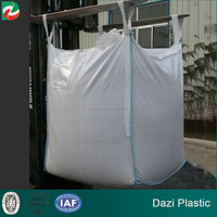 Single use one ton jumbo bag for sand with low price
