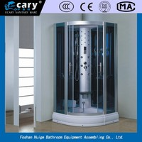 outdoor Steam Shower room with whirlpool baths WLS-907