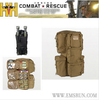 2015 New Army Medical First Aid Bag With Low Price
