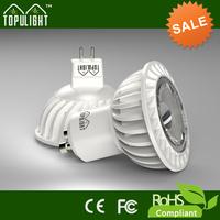 MR16 5w cob chip DC12V working cabinet led mini spot light