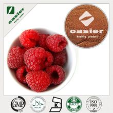 Natural Plant 4%-20% raspberry ketone/5% Flavone/20% Ellagic Acid Natural Raspberry Extract