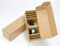high-grade gift packaging box for essential oil packaging