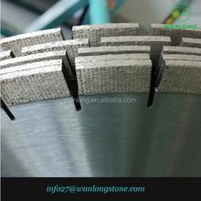 30% faster Arix diamond arrayed segment for grainte,heavy reinforced concrete hot sale in canada, australia