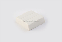 Eco-friendly material non-toxic polymer clay 60g pearl white Pearl polymer clay