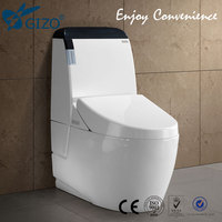 Electric Toilets Smart Sanitary Ware Toilet
