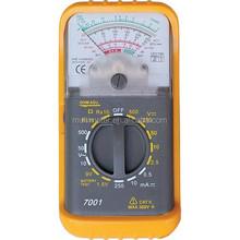 Medidor analógico 7001 analógico multiprobador