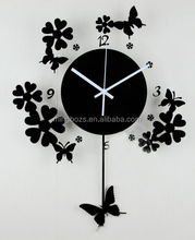 Nice design acrylic digital led wall clock