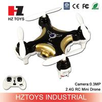 2.4G 4ch rc 6 axis aerocraft quadcopter mini ufo helicopter with camera.