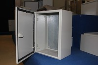 Metal Electronic Enclosure / networking cabinet manufacturer / wall mounted network cabinet