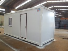 Pre made long service life economical multi container house
