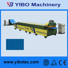 Alibaba China New Products Gutter Machine Metal Roof Tile Iron Roof Sheet Making Machine