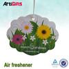 Wholesale cheap car air freshener auto paper air freshener