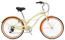 LADY Beach Cruiser Bike