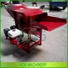 Home use mini thresher for wheat and rice/Compact structure mini thresher with low price