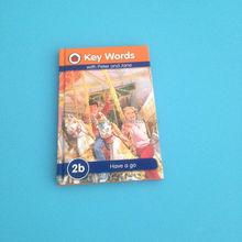 veloce massa stampa chilren facile inglese libro di storia con beaufiful illustrazione