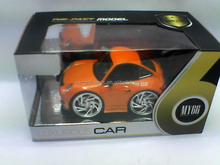 1:28 R/C 4ch Q version of alloy car with light Remote control toys