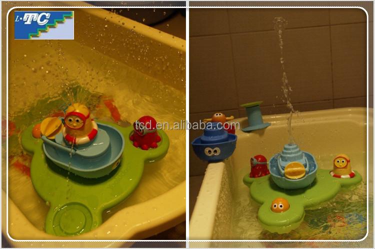 Best Sale Unique Fountain Baby Bath Water Expandable Toy - Buy Bath ...