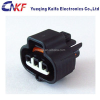 sumitomo 3 pin female waterproof fuel injector connector for Toyota