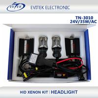 35W 24V Xenon HID Kit H7 H4 H1 H3 H11 9005 9006 H11 35W 6000K Hid Xenon Bulbs