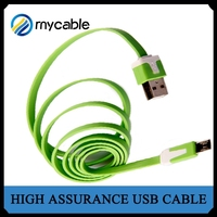 High quality low profile usb to micro usb cable