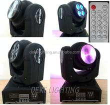 2015 China Market dragon mart dubai disco lights dj light wireless moving head light with spot beam effect