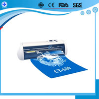 printer cutter Eco solvent printing cutting plotter large format machine