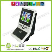 INJES 2014 New Economical MYFACE6 face recognition attendance solution