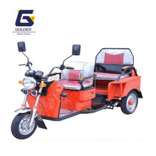 2015 Hot sale H-power electric three wheel electric tricycle for india