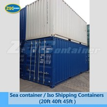 Sea container / Iso Shipping Containers (20ft 40ft 45ft )