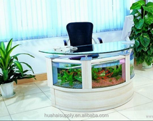 l transparent high-quality acrylic fish tank furnitures