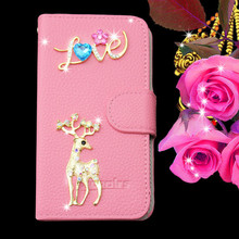 Hot new design luxurious leather case for iphone 6, can make all models