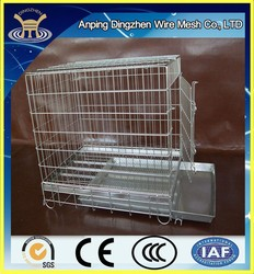 High Quality Strong Stainless Steel Dog Cage Prices