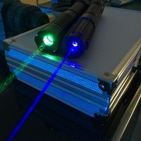 1W 520nm green laser pointer high power laser