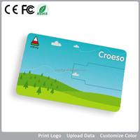 Promotion printing card usb 1gb 2gb 4gb 8gb 16gb 32gb 64gb