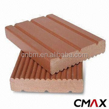 UV resistant Waterproof Co-Extrution Wood Plastic Composite, WPC with CE