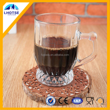5oz Hot Sales Clear Drinking Espresso Glass Coffee Cup Glass Cup