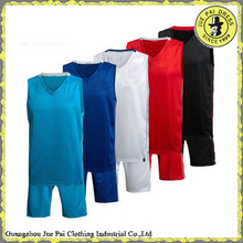 Suits Sport Man Cheap Youth Basketball Team Uniforms
