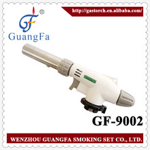 replacable culinary chef's gas welding torch GF-9002