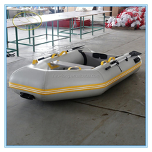 Mini fly fishing boat float tube inflatable pontoon fishing boat American belly boat