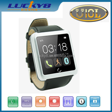 2015 young people like very cheap1.54 inch touch screen 240*240 pixel screen resolution alarm clock Bluetooth Watches Cellphone
