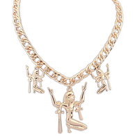new product gold necklace designs 2014 2014